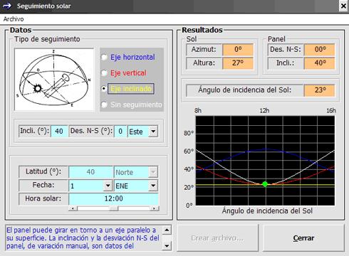 Software para calculo de paneles solares gratis