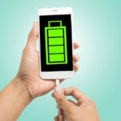cargar la batería de tu smartphone