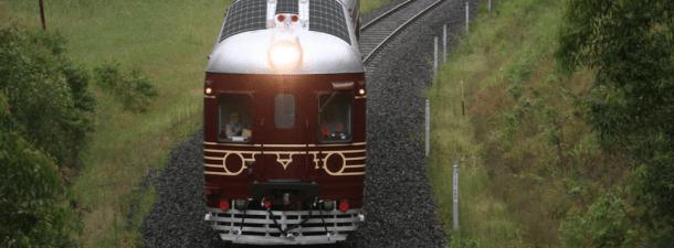 tren solar,trenes solares