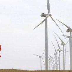 parque eólico en Perú