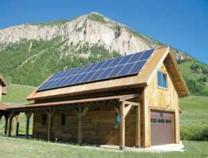 proyecto de paneles solares