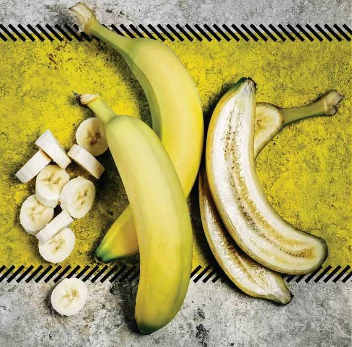 plátanos en peligro