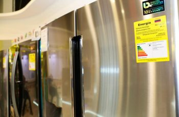 refrigeradoras con etiqueta energética