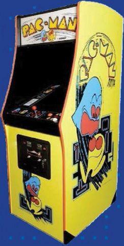 pacman,16 curiosidades de pacman,arcade,pac-man